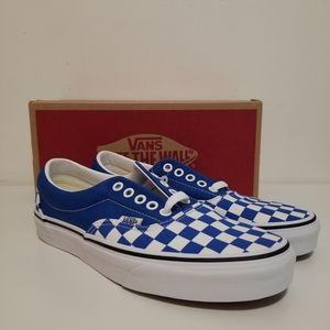 Vans Shoes | Royal Blue Checkerboard